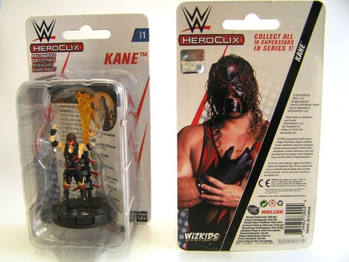WZK73904 - HeroClix - Kane Expansion Pack - WWE Series 1