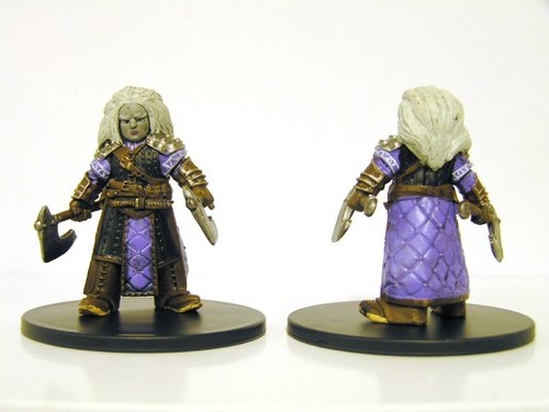 Pathfinder Battles - #026 Enlarged Duergar Large Figure - City of Lost Omens