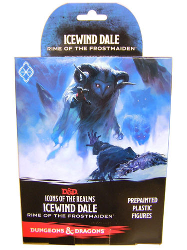 D&D Icons of the Realms Set 17: Icewind Dale Rime of the Frostmaiden Booster Pack