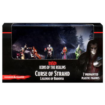 WZK96026 D&D Icons of the Realms: Curse of Strahd Legends of Barovia Premium Box