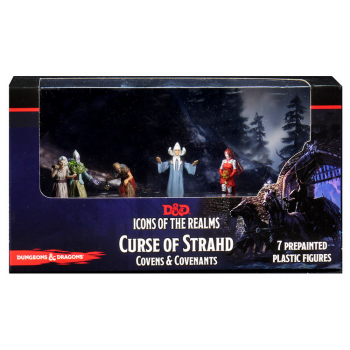 WZK96027 D&D Icons of the Realms: Curse of Strahd Covens & Covenants Premium Box