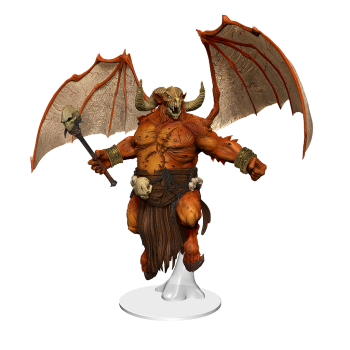 WZK96034 D&D Icons of the Realms Orcus, Demon Lord of Undeath Premium Figure