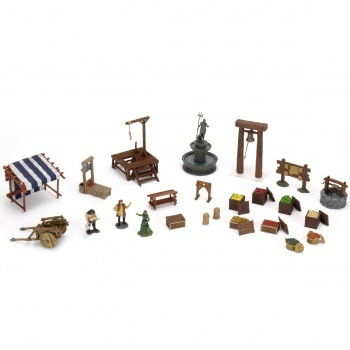 PREORDER WZK16528 WarLock Tiles: Accessory Marketplace