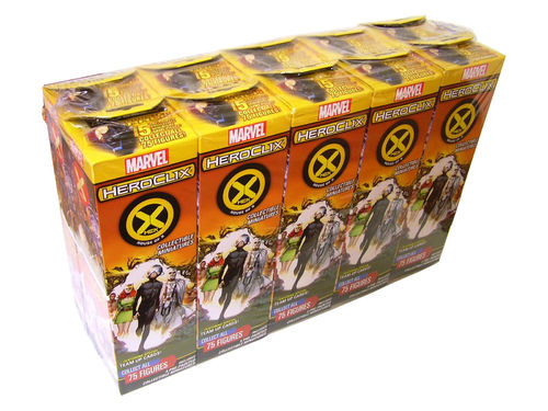 HeroClix X Men House of X Booster Brick