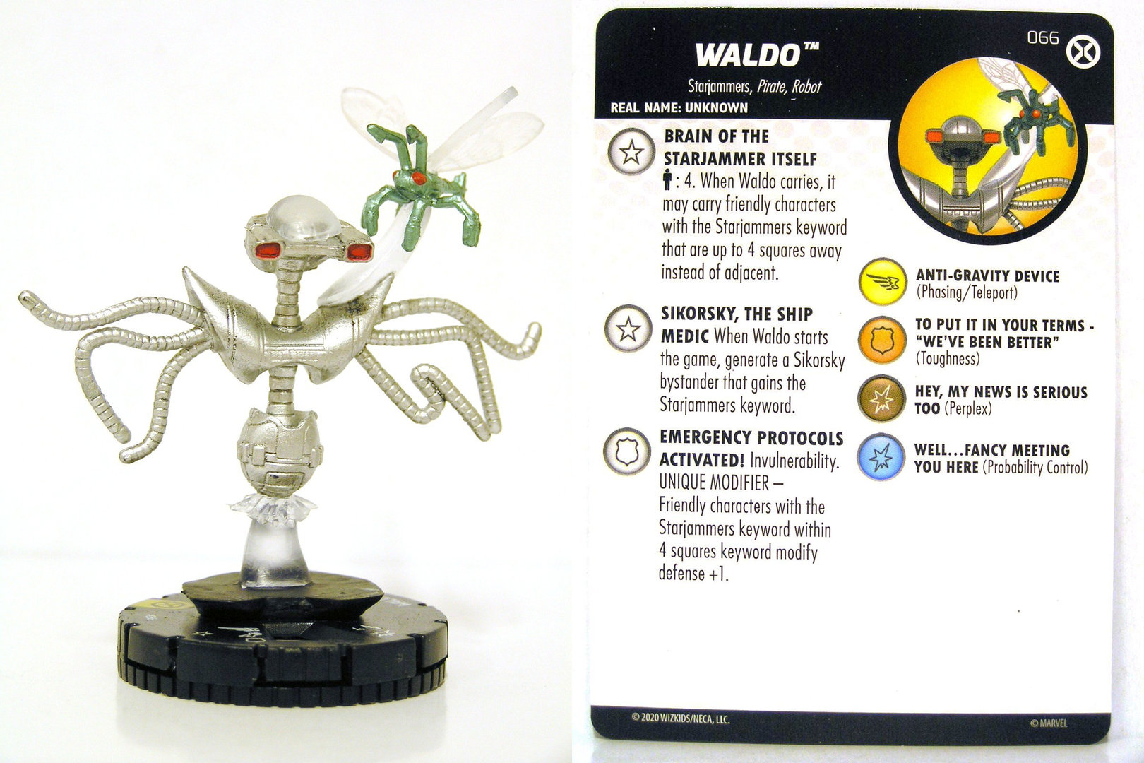szkola-liderow.pl Details about WALDO 066 X-Men House of X Marvel ...