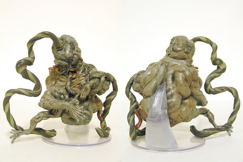 D&D - #045 Atropal Large Figure - Boneyard