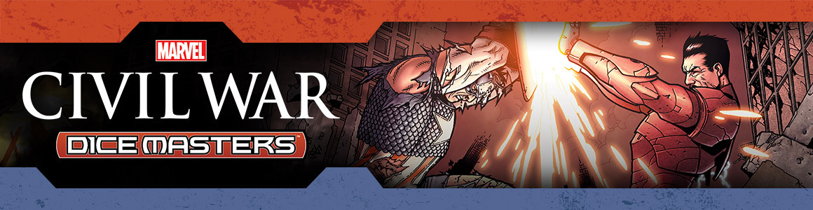 Taskmaster Photographic Reflexes #067 Marvel Dice Masters Civil War